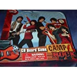 Cardinal Industries Camp Rock CD Board Game by Camp Rock CD Board Game