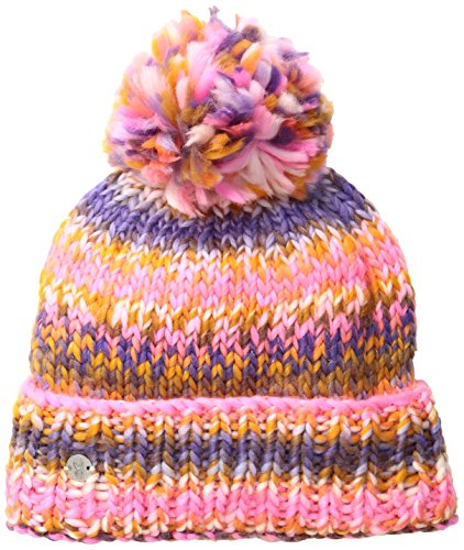 Spyder Girls Bitsy Twisty Hat, Iris/Multi Color, One Size