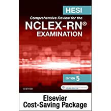 Amazon printed access code professional test preparation books hesi comprehensive review for the nclex rn examination elsevier ebook on vitalsource evolve fandeluxe Gallery