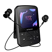 Deals on Wiwoo 16gb Sports MP3 Player with Bluetooth