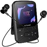 Amazon com: Bluetooth 8GB MP3 Player with Clip, AGPTEK A26