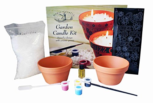 Carolina Armoire (House of Crafts Garden Candle Kit)