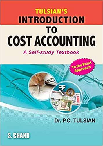 Amazon com: Introduction to Cost Accounting eBook: Tulsian