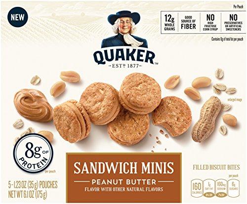 Quaker Sandwich Minis Variety Pack
