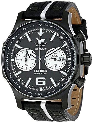 Vostok europe expedition north pole 6S21/5954199 Mens quartz watch