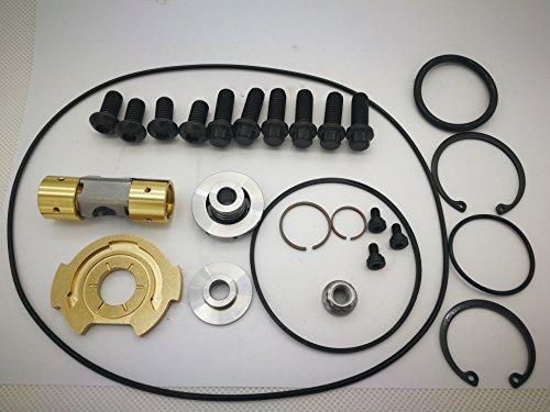 SUPER Rebuild Kit for 03-07 Ford Powerstroke 6.0 GT3782VA & 04-07 GMC/CHEVRY Duramax 6.6 GT3788VA GT37VA Turbo Charger 28pcs total.