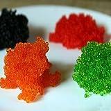 Flying Fish Roe 4 oz - Tobiko Caviar Wasabi Flavor Sushi Grade