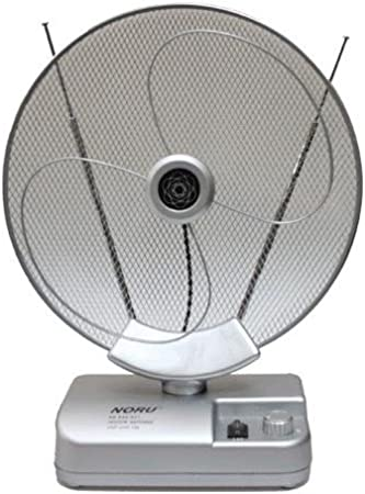 Antena Interior Amplificada TDT 44 dB: Amazon.es: Electrónica