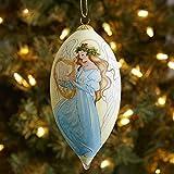 Pier 1 Li Bien Angel Cone Ornament