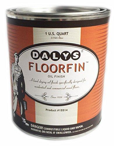 Daly's FloorFin Wood Floor Oil Finish, 1 - Wood Floor Oil Finish
