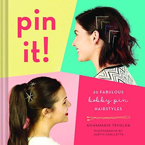 Pin It!: 20 Fabulous Bobby Pin (Homecoming Dance Ideas)