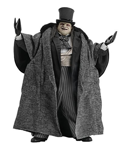 NECA Batman Returns Mayoral Penguin Devito Action Figure (1/4 Scale) (Penguin Man From Batman)