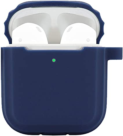 Funda de silicona para AirPods de Apple, para AirPods, para cargar AirPods: Amazon.es: Instrumentos musicales