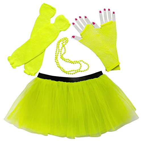 So Sydney Womens Teen 80's Costume & Accessories