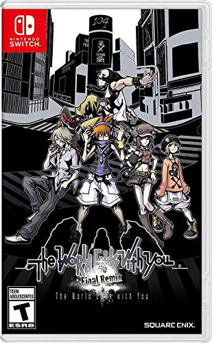 The World Ends with You: Final Remix - Nintendo Switch (Best Ios Adventure Games)