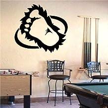 Wall Mural Vinyl Sticker Sports Logos Nhl-colorado Avalanche (S521)