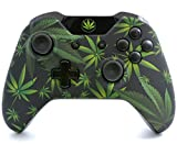 Soft Touch 420 Black Xbox One Rapid Fire Custom Modded Controller 40 Mods for All Major Shooter Games, Auto Aim, Quick Scope, Auto Run, Sniper Breath, Jump Shot, Active Reload & More (3.5 mm Jack)