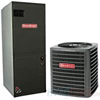 Goodman Air Conditioner 3 Ton 14 SEER Factory-installed filter dryer & Split System AHRI Certified,ETL Listed GSX140361 / ASPT42D14