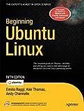 img - for Beginning Ubuntu Linux book / textbook / text book