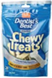 Dentist's Best 20Pk Chewy Treat, Traditional Bone