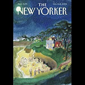 The New Yorker, August 11 & 18, 2008 Periodical