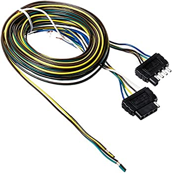 wishbone trailer wiring harness wishbone image amazon com wesbar 707105 25 wishbone trailer wiring harness kit on wishbone trailer wiring harness