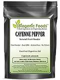 Cayenne Pepper - Natural Fruit Fine Powder (Capsicum annuum), 1kg