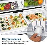 GLACIER FRESH Refrigerator Water Filter Replacement Samsung DA29-00020B HAF-CIN/EXP For French Door Fridge Kitchen By Samsung