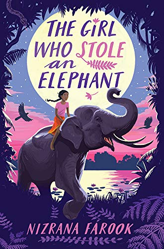 Book Cover: The Girl Who Stole an Elephant