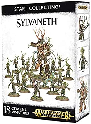 Warhammer Age of Sigmar Start Collecting Sylvaneth: Amazon