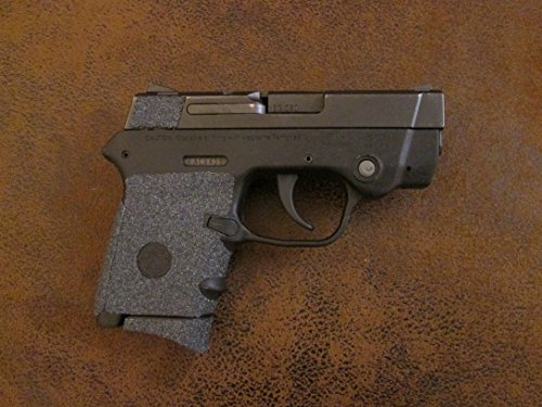 Sand Paper Pistol Peel and Stick Grip Enhancements for The Smith and Wesson Bodyguard 380