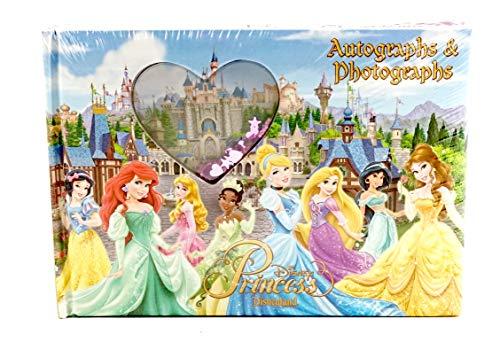 Disney Albums Autograph (Disneyland Princess Autograph & Photographs Book)