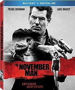 Cover Image for 'November Man'