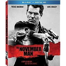 November Man, The Blu-ray (2014)