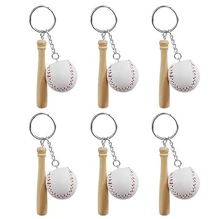 Ysoom - Llavero de béisbol, Bonitos Deportes de béisbol ...