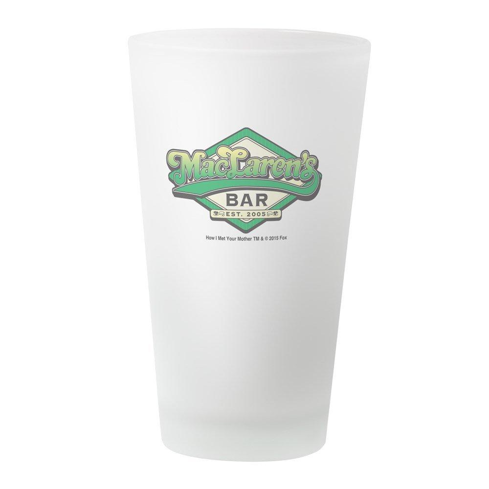 CafePress - HIMYM Maclaren's - Pint Glass, 16 oz. Drinking Glass