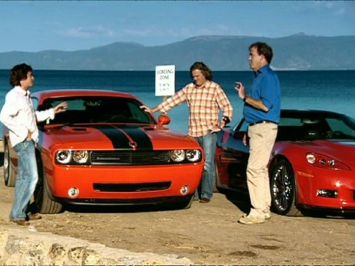 Episode 2 (Top Gear Best Cars)