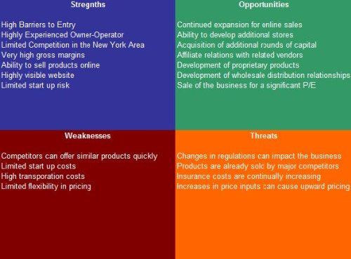AmazonCom Recreation Center Swot Analysis Plus Business Plan