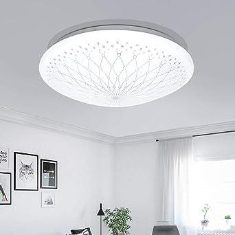 Luces de techo para cocina Led Sala de estar Moderna Balcón simple ...