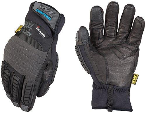 Mechanix Cold Weather Polar Pro Handschuhe Schwarz, Schwarz, L
