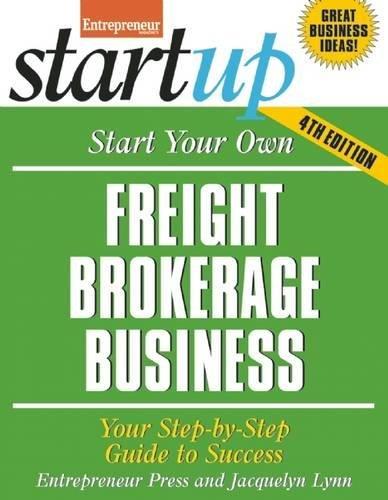 Start Freight Brokerage Business Step