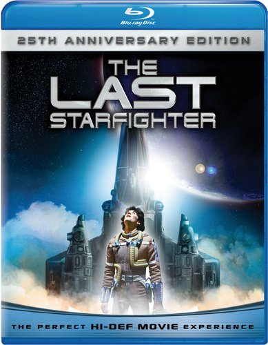 Blu-ray : The Last Starfighter (Anniversary Edition, Remastered, , Dolby, AC-3)