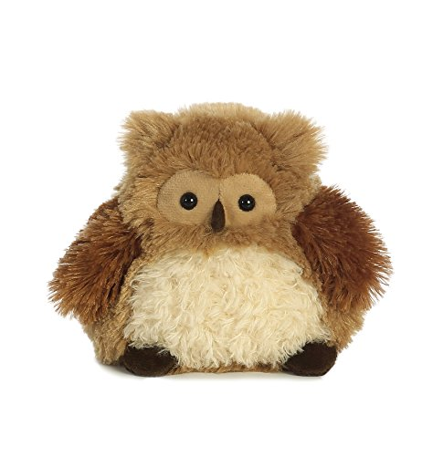 (Aurora World Willow Wisps Owl Plush, 5