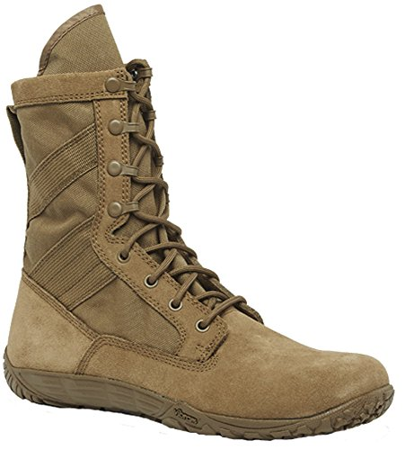Belleville Men's Minimalist Training Boot Coyote Finish TR105 4 Wide