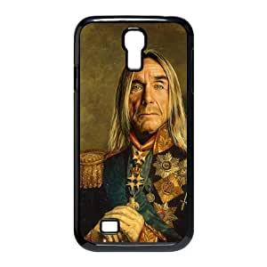 Samsung Galaxy S4 9500 Cell Phone Case Black Iggy Pop replaceface KQ3424089