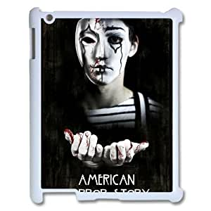 American Horror Story Customized Cover Case with Hard Shell Protection for Ipad2,3,4 Case lxa#3323509