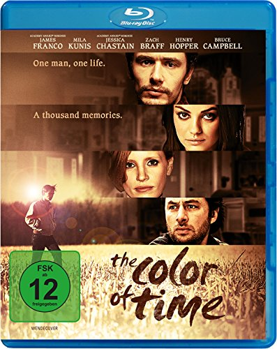 The Color of Time [ Blu-Ray, Reg.A/B/C Import - Germany ]
