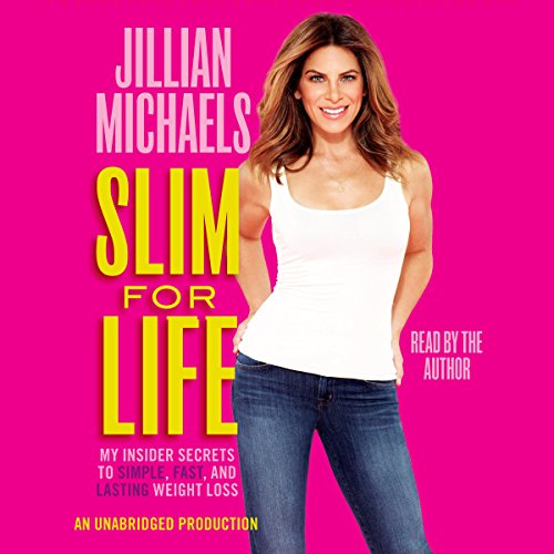 Slim for Life: My Insider Secrets to Simple, Fast, and Lasting Weight Loss Audiobook [Free Download by Trial] thumbnail