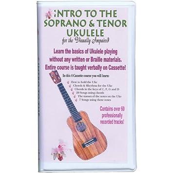 Amazon Intro To The Soprano And Tenor Ukulele Health