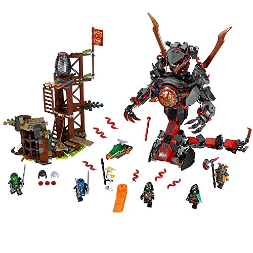 Lego Ninjago Dawn Of Iron Doom 70626 Kids Toy
